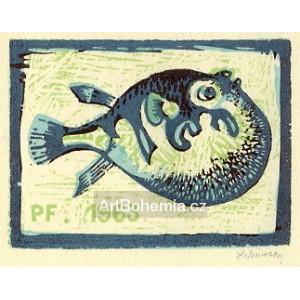 Mořská ryba, opus 738
