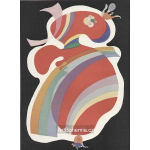 La forme rouge - Red Form (1938)