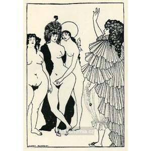 Lysistrata pobuřuje athénské ženy