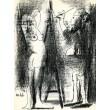Le Peintre et son modèle, opus 400 (Prints from the Mourlot Press)