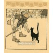 Černá kočka na náměstí (Kocourkov) (1903)