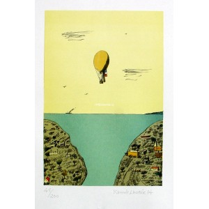 Let balónem k Baltickému moři I