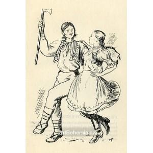 Slovenský tanec, opus 660