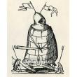 Les Songes drolatiques de Pantagruel (1565), opus 13