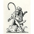 Les Songes drolatiques de Pantagruel (1565), opus 30