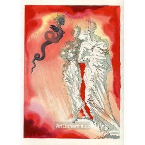 Le Diable noir (L´Enfer: Chant 21), opus 1059
