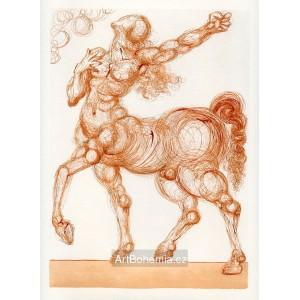 Le Centaure (L´Enfer: Chant 25), opus 1063