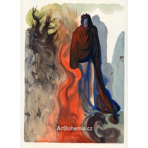 Apparition de Dite (L´Enfer: Chant 34), opus 1072