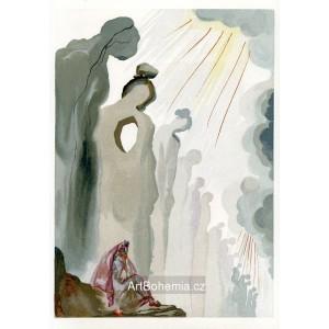 La Seconde corniche (Le Purgatoire: Chant 13), opus 1085