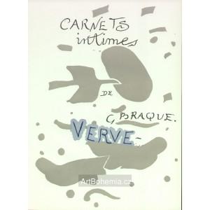 Carnets intimes de Georges Braque