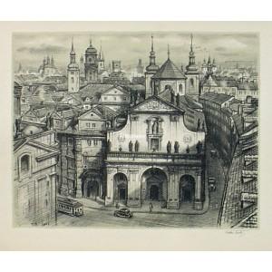 Kostel u Křižovníků v Praze