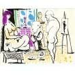 Suzanne et les vieillards (1955) - Le mystère Picasso
