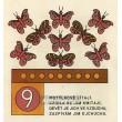 Motýlkové lítají, křídla se jim kmitají (Počitadlo)