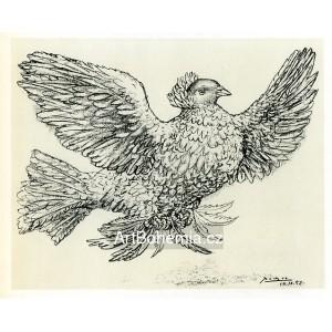 Colombe volant, opus 214 (10.10.1952)