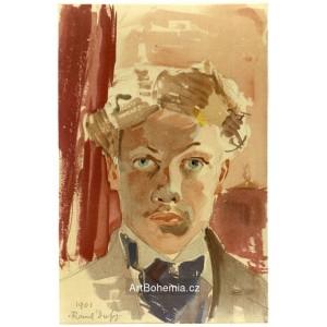 Autoportrait (1901) (Lettre à mon peintre)