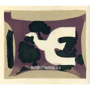 Affiche pour L´Atelier de Braque (1961), opus 141