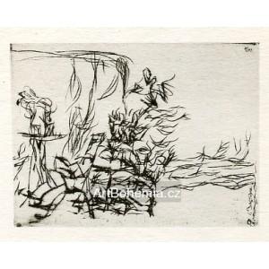 Gartenlaube (Pergola) (1910)