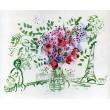 Le Bouquet vert et violet (Green and purple bouquet), opus 226 (1959)