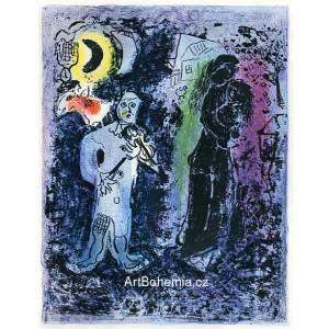 Couple noir au musicien (Black couple with musician), opus 296 (1960)