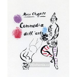 Commedie dell´arte, opus 307 (1960)
