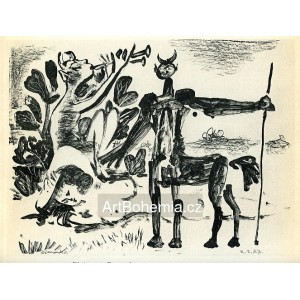 Centaure et Bacchante avec un Faune, opus 63 (2.2.1947)