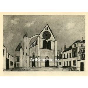 L´Église Saint-Aignan