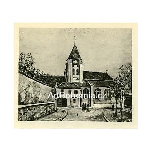L´Église de Groslay, Seine-et-Oise
