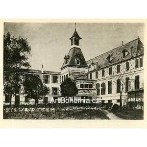 Chapelle des Soeurs Saint-Vincent a Clichy-sur-Seine (1915)