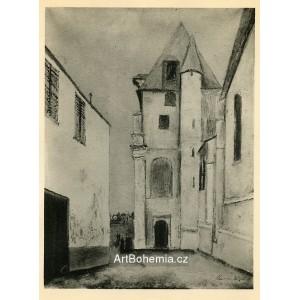Églises a Chartres (1913)