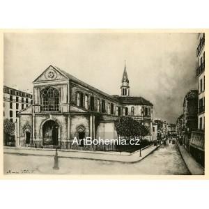Église Notre-Dame de Clignancourt (1913)