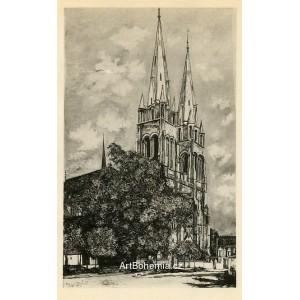 Cathédrale de Moulins (1922)
