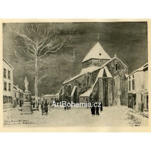 Église de Bessines (1928)