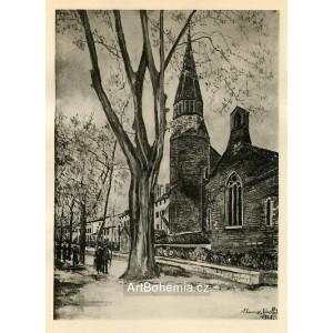 Église I (1928)