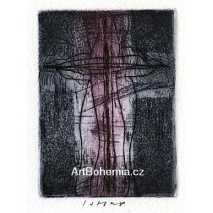 Kříže (Biblos) - komplet 10 grafik