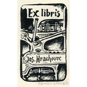 Exlibris Jos.Hrachovec