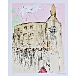 Gala´s Castle (1974), opus 675 (Inauguración Teatro museo Figueras)