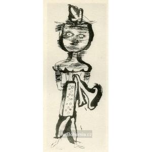 Kinderbildnis - ganze Figur (1923)