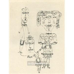 Kostümierte Puppen (1922)