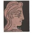 Tête de femme de profil, opus 905 (1959)