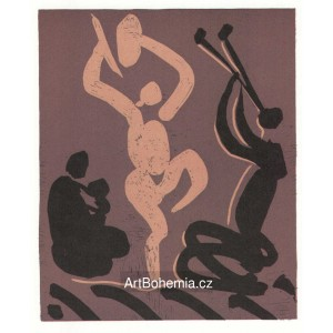 Mere, danseur et musicien, opus 929 (1959)