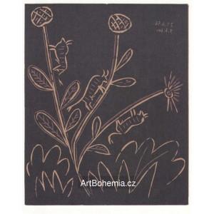 La Plante aux toritos, opus 948 (25.6.1959-9.4.1960)