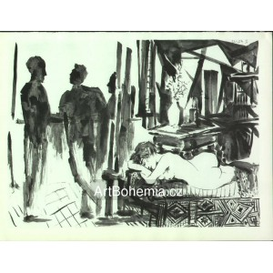 La Comédie Humaine (137) 21.1.1954 II