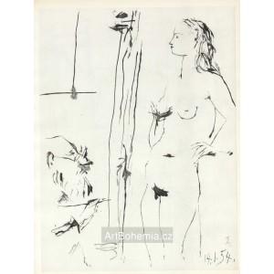 La Comédie Humaine (115) 14.1.1954 I