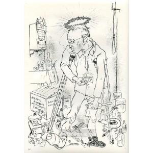 Der Hypochonder Otto Schmalhausen (1921)
