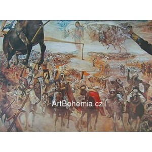 La bataille de Tétouan