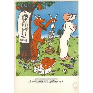 La Création de l´Homme 5 - Doplňky? Ozdoby? (1952)