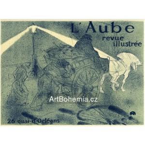 L´Aube - revue illustrée (1896), opus 184