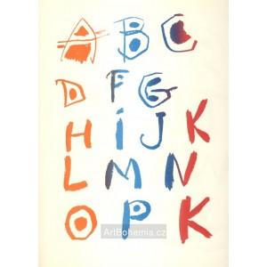Alphabet A-K