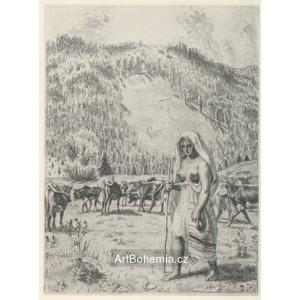Pastýřka