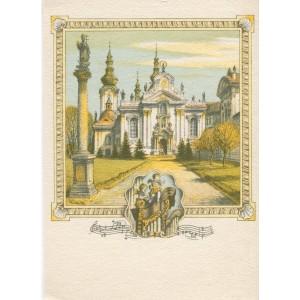 Chrám na Strahově - Mozart v Praze